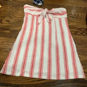 Dresses & Skirts - NEW with original tags strapless dress size Med